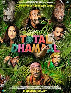 Download Total Dhamaal (2019) Hindi Full Movie Full HD 720p 480p
