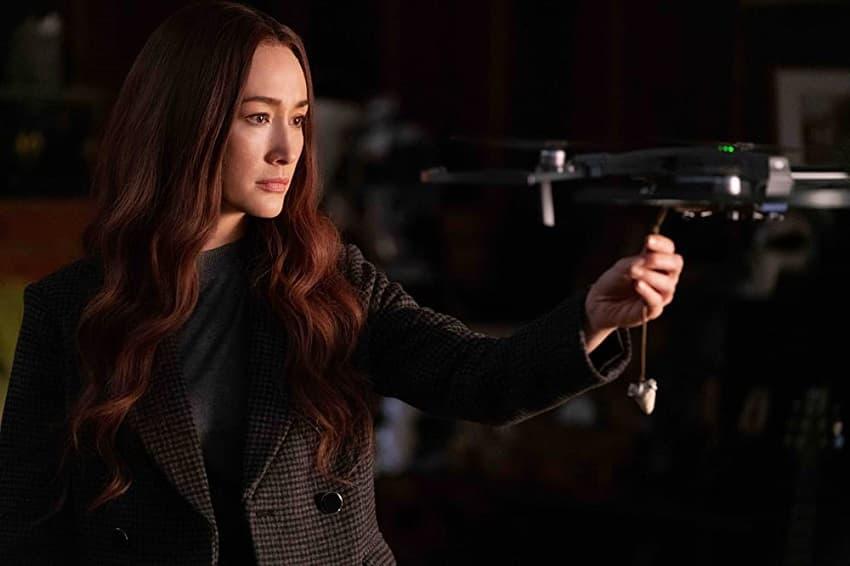Lionsgate показала трейлер боевика «Кодекс киллера» с Мэгги Кью