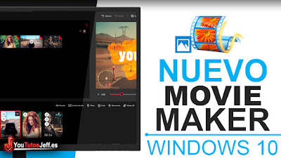 El nuevo Movie Maker de Windows 10 - Story Remix