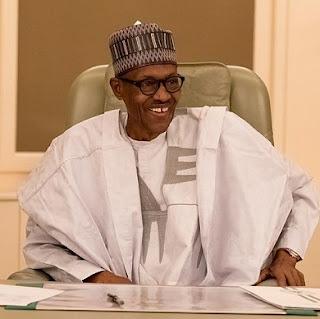 BREAKING: President Buhari Resumes Duties After vacation, Looking Very Healthy ... See Photos
