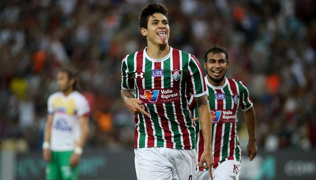 Fluminense planeja AUMENTAR a multa rescisória de Pedro - FLUNOMENO 238e9f88a6700