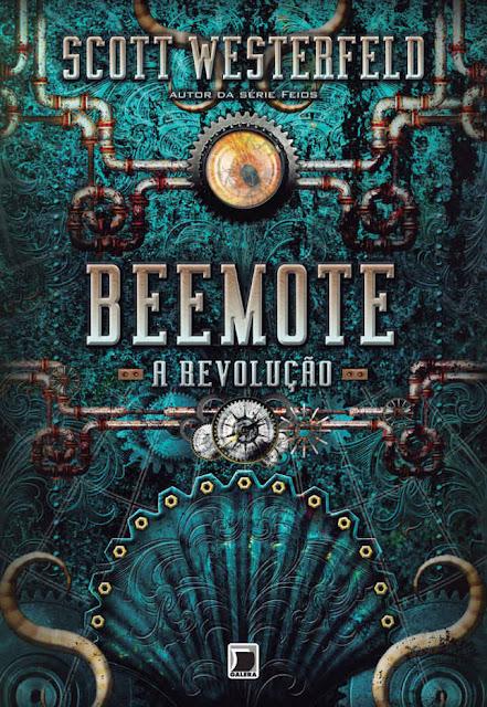 Beemote: a revolução - Leviatã - Scott Westerfeld