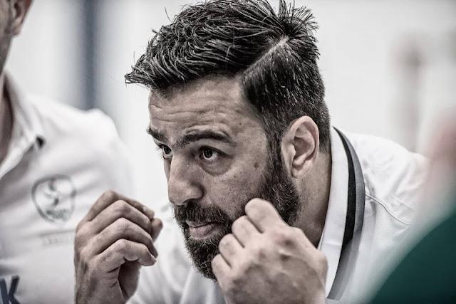 Ο Γιώργος Χαλκίδης νέος coach στον Διομήδη