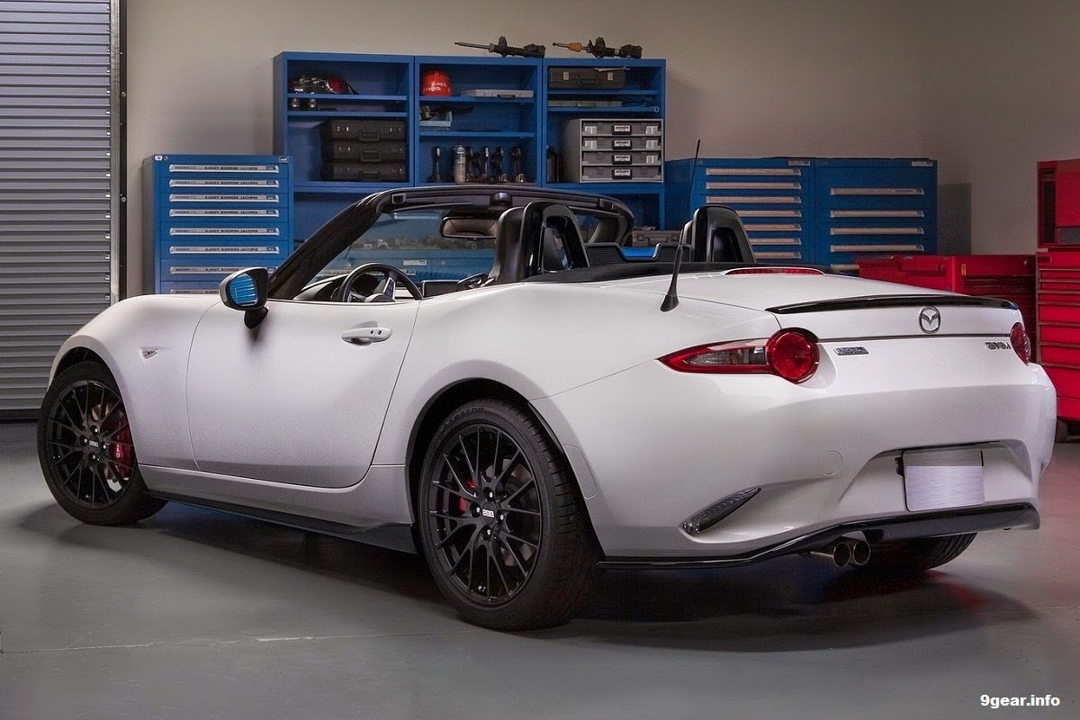 2016 Mazda MX-5 Accessories Design Concept | Car Reviews | New Car ...