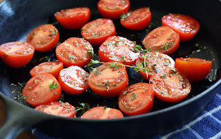 Cast Iron Skillet, Living From Glory To Glory Blog...