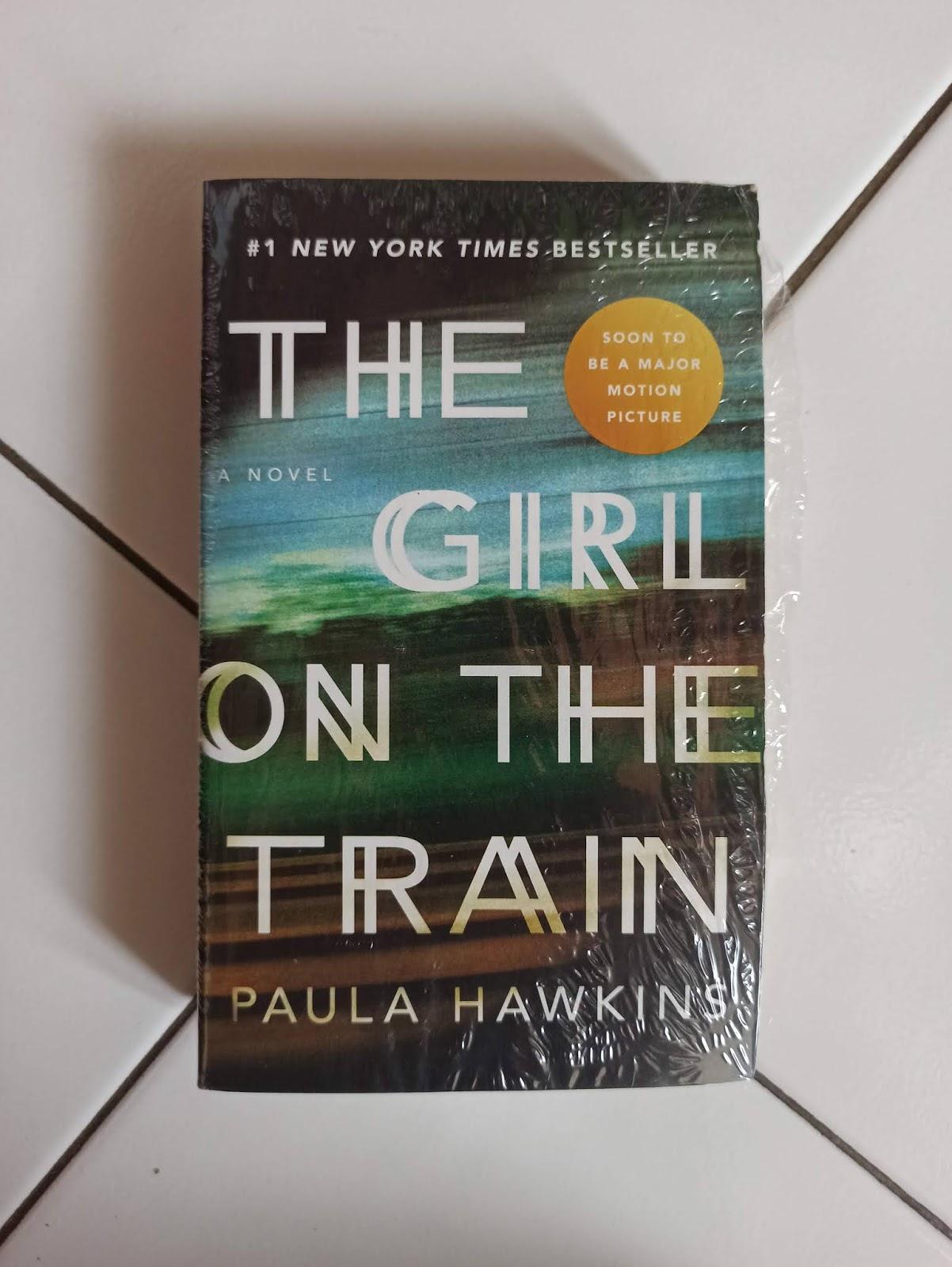 Novel Import The Girl On The Train