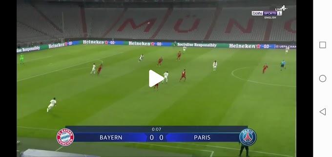 Bayern  2:3  PSG   / Champions League