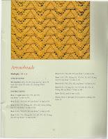 Ponto de Tricô 42 - 50 Fabulous Knit Stitches
