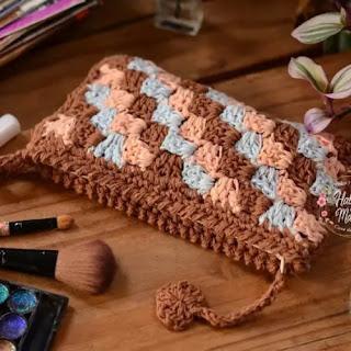 Estuche a Crochet