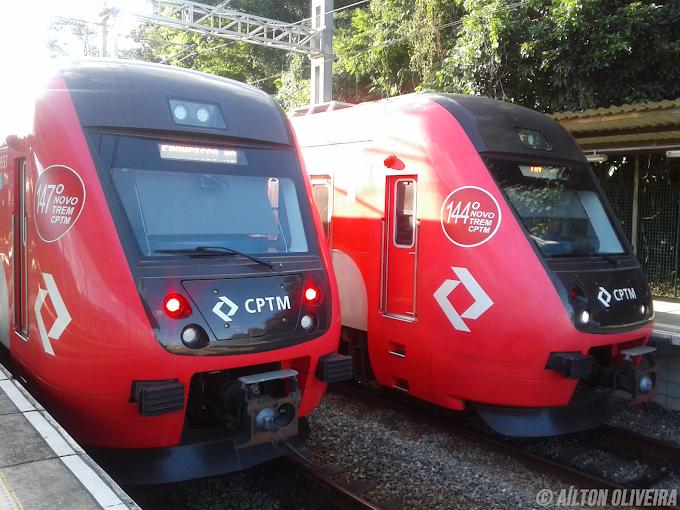 CPTM retira trens que partiam direto da estação Caieiras e desagrada moradores da cidade