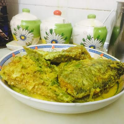 gambar masak lemak cili padi