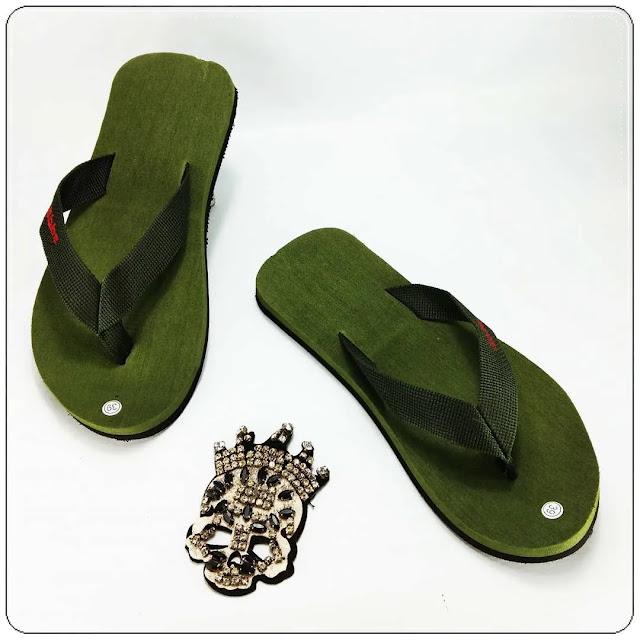 Produksi Sandal Pria Ter-LARIS | Sandal AB Warna Dewasa