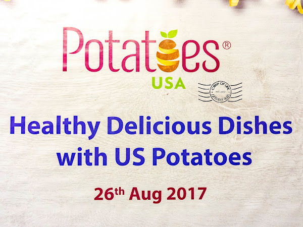 Healthy Delicious Dishes with US Potatoes 2017