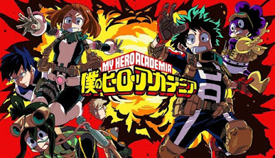 جميع حلقات انمي Boku no Hero Academia S2 مترجم عدة روابط