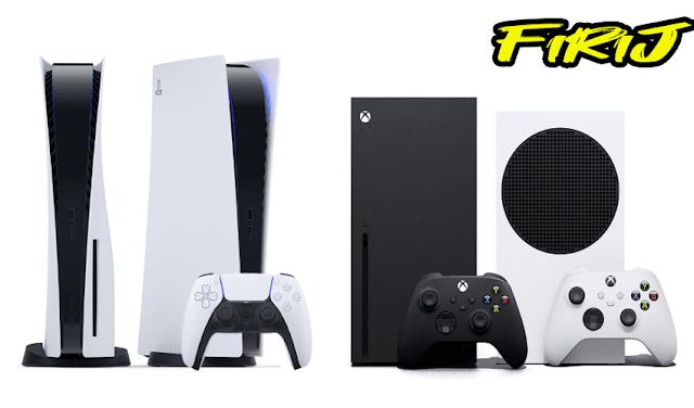 Comparaison PlayStation 5 vs Xbox Series X