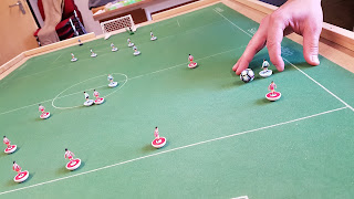 3 timer Subbuteo-Legend-Platinum Edition No