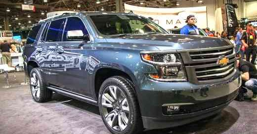 2020 Chevy Suburban Concept - Cars Authority