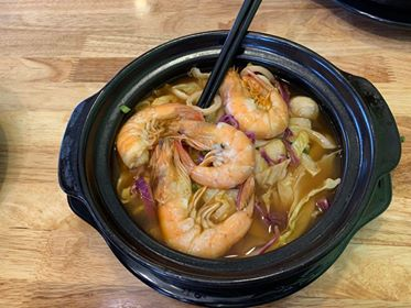Mantul Juga Makan Mie Kuah Seafood Pagi Hari