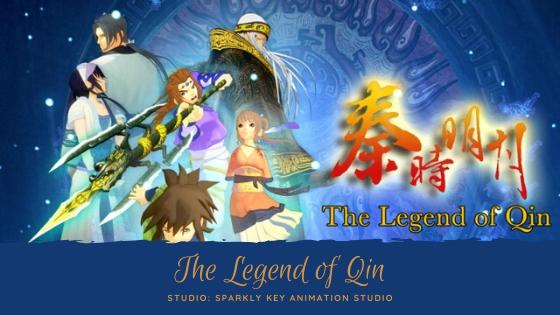 Legend of Qin (Qin's Moon)