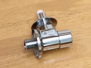 LIXIL INAX LF-WJ50KQ 緊急止水弁付洗濯機用単水栓蛇口-7