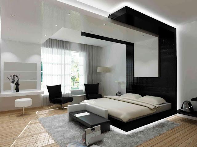 interior design ideas for modern bedroom