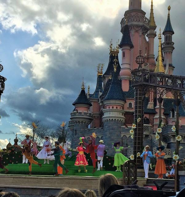 Euro Disney, Paris
