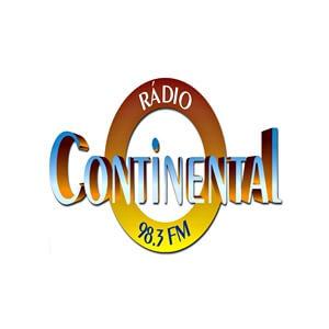 Ouvir agora Rádio Continental FM 98,3 - Porto Alegre / RS