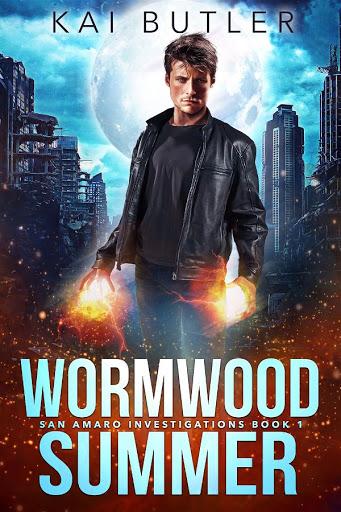 Wormwood summer | San Amaro Investigations #1 | Kai Butler
