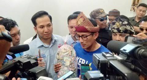Pendukung Serbu Akun Twitter Sandiaga Uno, Tagih Balikin Sumbangan Kampanye