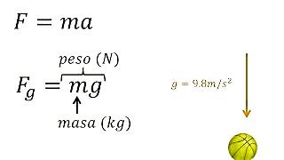 fuerza gravitacional