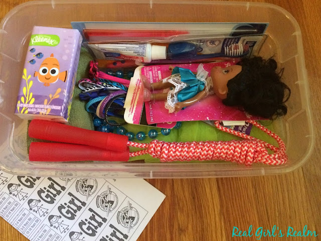 All you need to know about packing an Operation Christmas Child Box