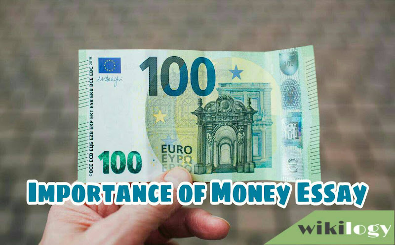 Importance of money Essay Composition