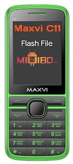 Maxvi C11 Flash File   Firmware   