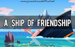 A Ship of Friendship