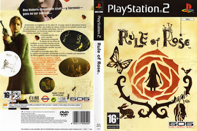 Descargar Rule of Rose para PlayStation 2 en formato ISO región NTSC y PAL en Español Multilenguaje Enlace directo sin torrent. Rule of Rose (Mandato de la Rosa) es un videojuego del género survival horror para la consola de videojuegos PlayStation 2 desarrollado por Punchline y publicado en 2006.
