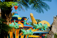 Triceratop Spin, Animal Kingdom, Disney