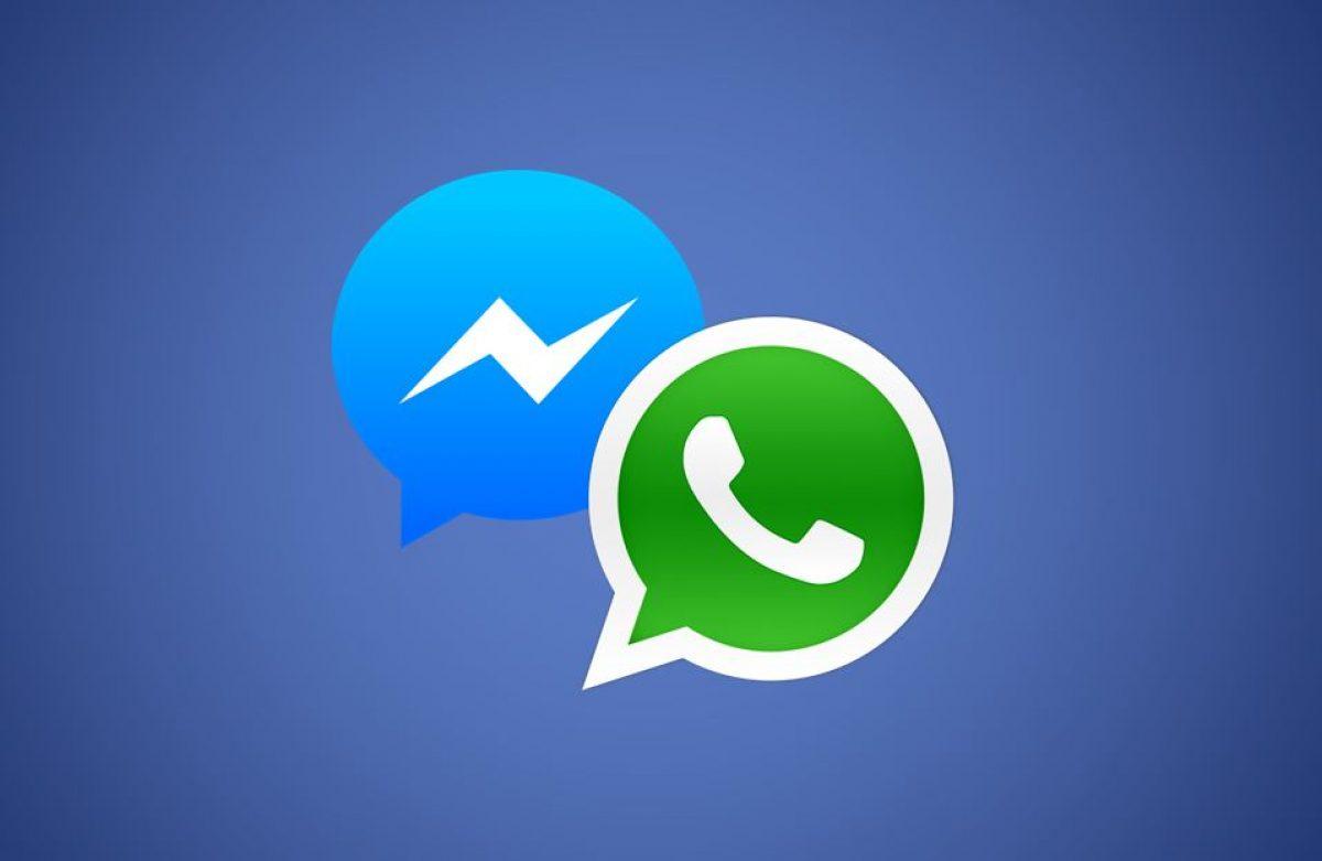 WhatsApp integra Messenger Rooms per videochiamate fino a 50 partecipanti