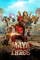 Maya and the Three Season 1 Dual Audio [Hindi-DD5.1] 720p HDRip