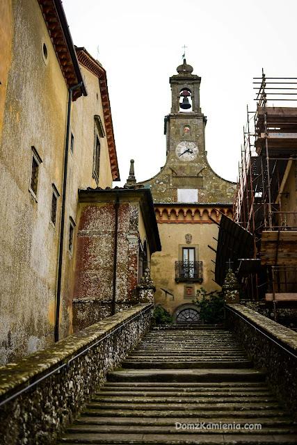 Monte Senario Dom z Kamienia blog