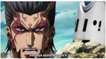 Download Anime Terra Formars: Revenge Episode 2 [Subtitle Indonesia]