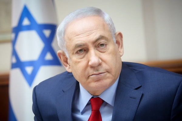 Dituding Korupsi, PM Netanyahu Didemo 20.000 Warga Israel