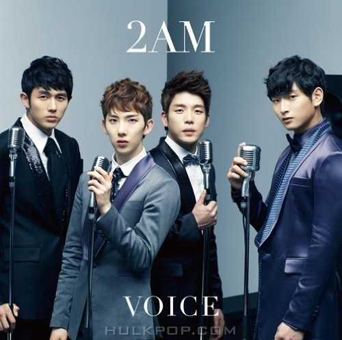 2AM – VOICE -Japanese Ver.- (ITUNES PLUS AAC M4A)