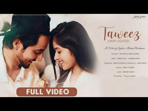 Taweez Unplugged lyrics in English | Mr. Faisu | Jannat Zubair | Vibhas