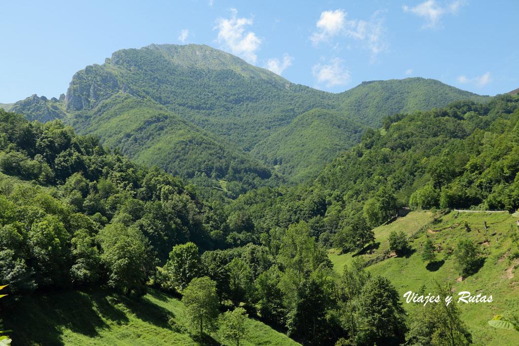Foces de El Pino, Asturias