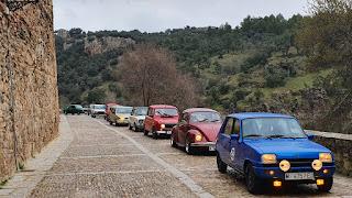 Buitrago de Lozoya excursiones en clasico