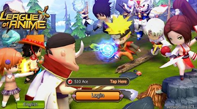 Download Legue of Anime for Android