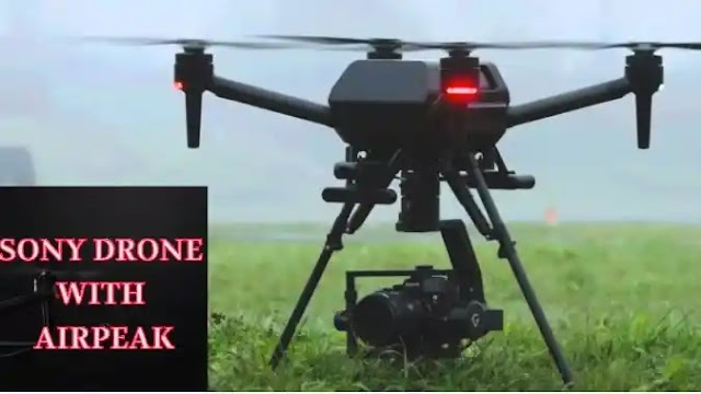 Sony With Airpeak Entered Drone Market