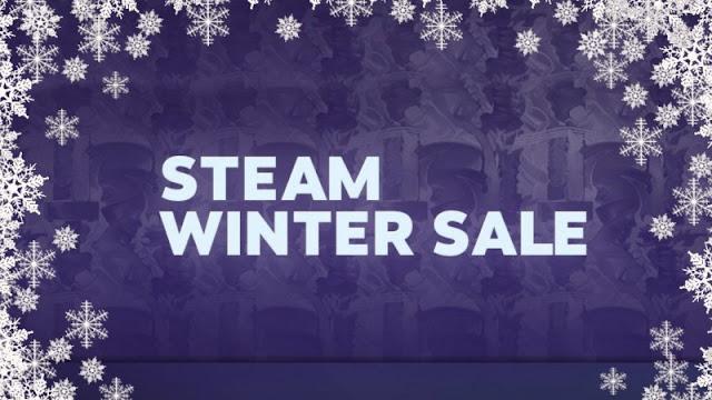 Empezaron las rebajas de invierno en Steam con descuentos y promociones en juegos para PC