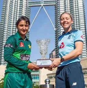 England women's, pak women's, cricket team, tour,  T20, ODI, matches, 2021.
