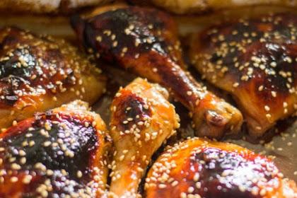 Recipe: Easy Baked Honey Garlic Chicken